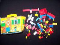 Lego McDonalds Happy Meal 1984 vintage building bricks toy ...