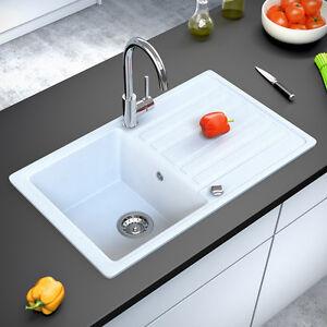 BERGSTROEM Lavello della cucina in granito lavello della