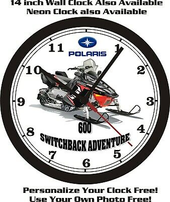 2012 POLARIS 600 SWITCHBACK ADVENTURE SNOWMOBILE WALL