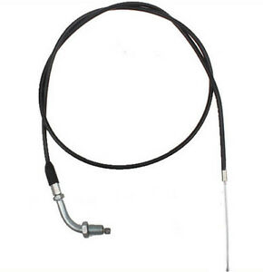45 inch Throttle Cable Hook style (41 in sleeve) For 110cc