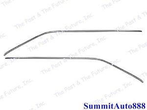 1966 1967 Chevy Chevelle Cutlass GTO Skylark Drip Rail