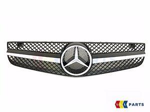Neu Original Mercedes Benz MB Sl R230 Facelift Kühlergrill