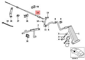 Genuine BMW E32 E34 530i 540i 730i 730iL Accelerator
