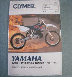 norton secured powered by verisign 1994 1997 yamaha wr250z clymer motorcycle repair manual  [ 1200 x 1600 Pixel ]