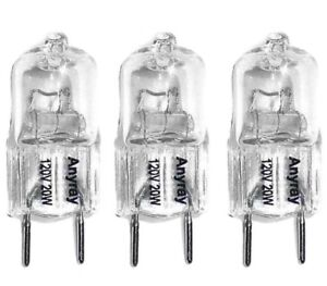 details about 3 bulbs replacement for 120v samsung microwave me18h704sfs cook top light 20w