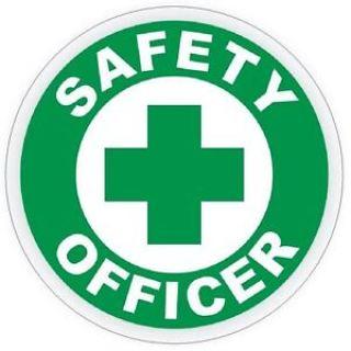 Image result for safety officer