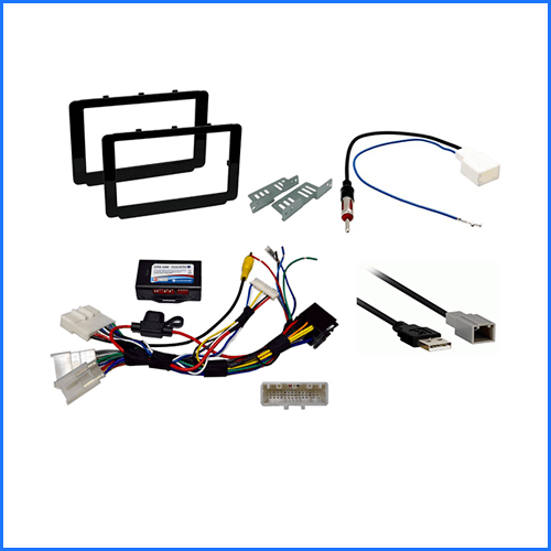 Kenwood DMX8020S Car Stereo Upgrade To Suit Toyota Hilux