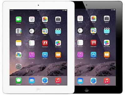 "Apple iPad 2 2nd Gen 16GB, Wi-Fi 9.7"" - Black or White"