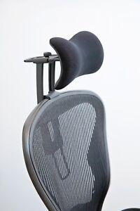 New Atlas Headrest Ergonomically Optimized for Herman