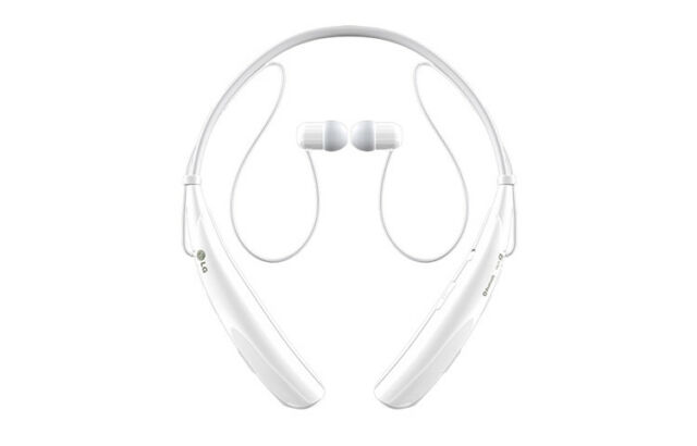 Buy LG Tone Pro Wireless Stereo Headset White Hbs-750