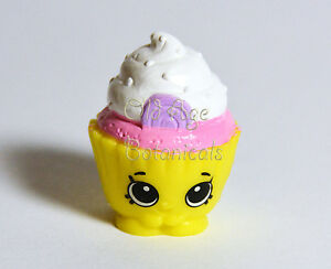 Exclusive Shopkins Season 2 Rayne Bow Cupcake Yellow From Shoppies