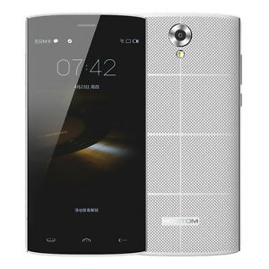 """HOMTOM HT7 5.5"""" Unlocked Mobile Cell Phone 8GB Android 5.1 Quad Core Dual SIM 3G"""