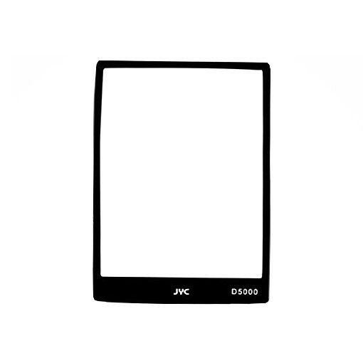 LCD Screen Display Protection Cover for Nikon D5000 Camera