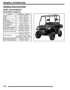 Best Digital Polaris Ranger 500 OEM Service Repair Manual