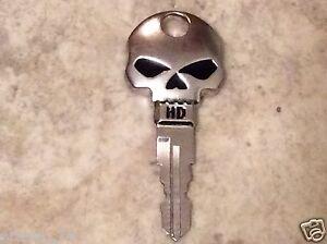 harley davidson ignition key number renault trafic wiring diagram download custom skull code ur2 ebay image is loading