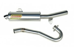 Sparks Racing X-6 Stainless Steel Race Core Full Exhaust