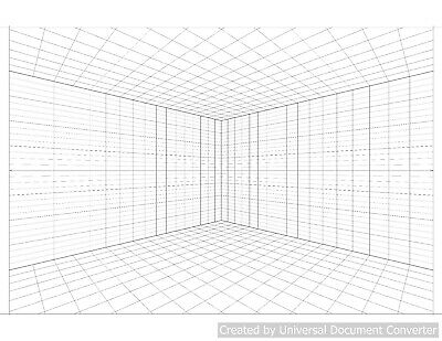 10 Pack Large Interior room grid layout 2 point