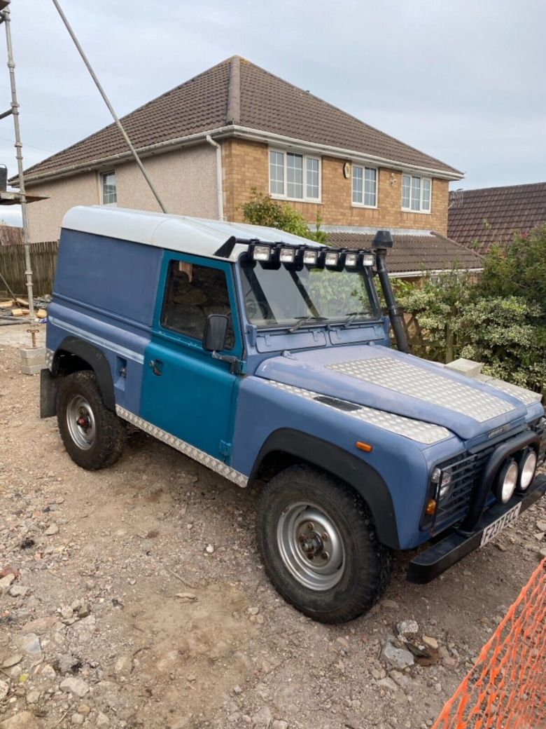 Land Rover Defender 90 4C SW DT