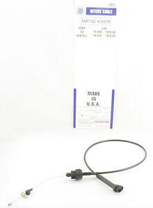 TH350 200 TH200 Turbo 350 Transmission TV Kickdown Detent