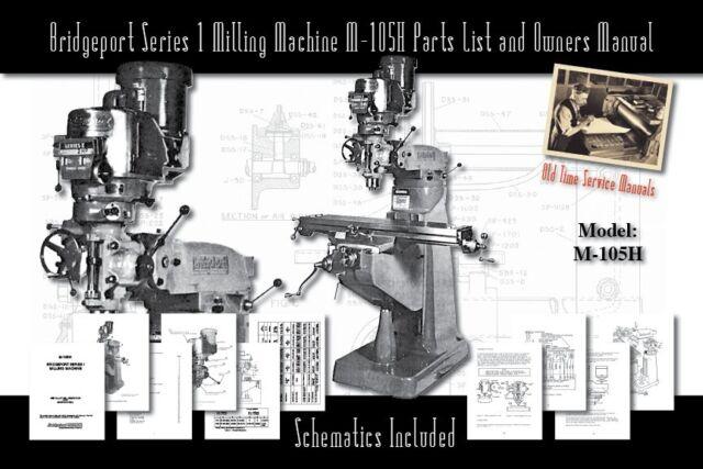 Bridgeport Machine Manuals
