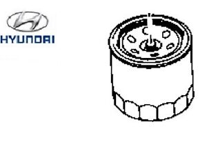 Genuine Hyundai Kona 1.0Ltr & i20 Engine Oil Filter
