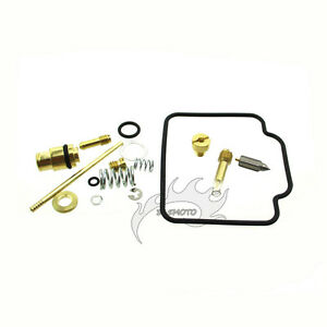 Carby Repair Carburetor Rebuild Kit For 1991-1998 Suzuki