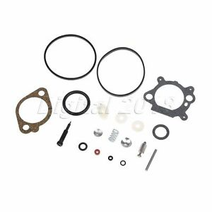 Carb Carburetor Kit Fits For Briggs &Stratton 498260