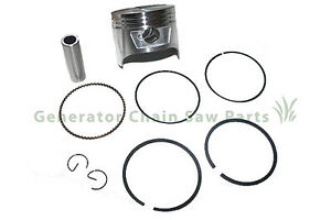 Piston Kit w Rings Part For Honda EM3800SX EN3500 EW140