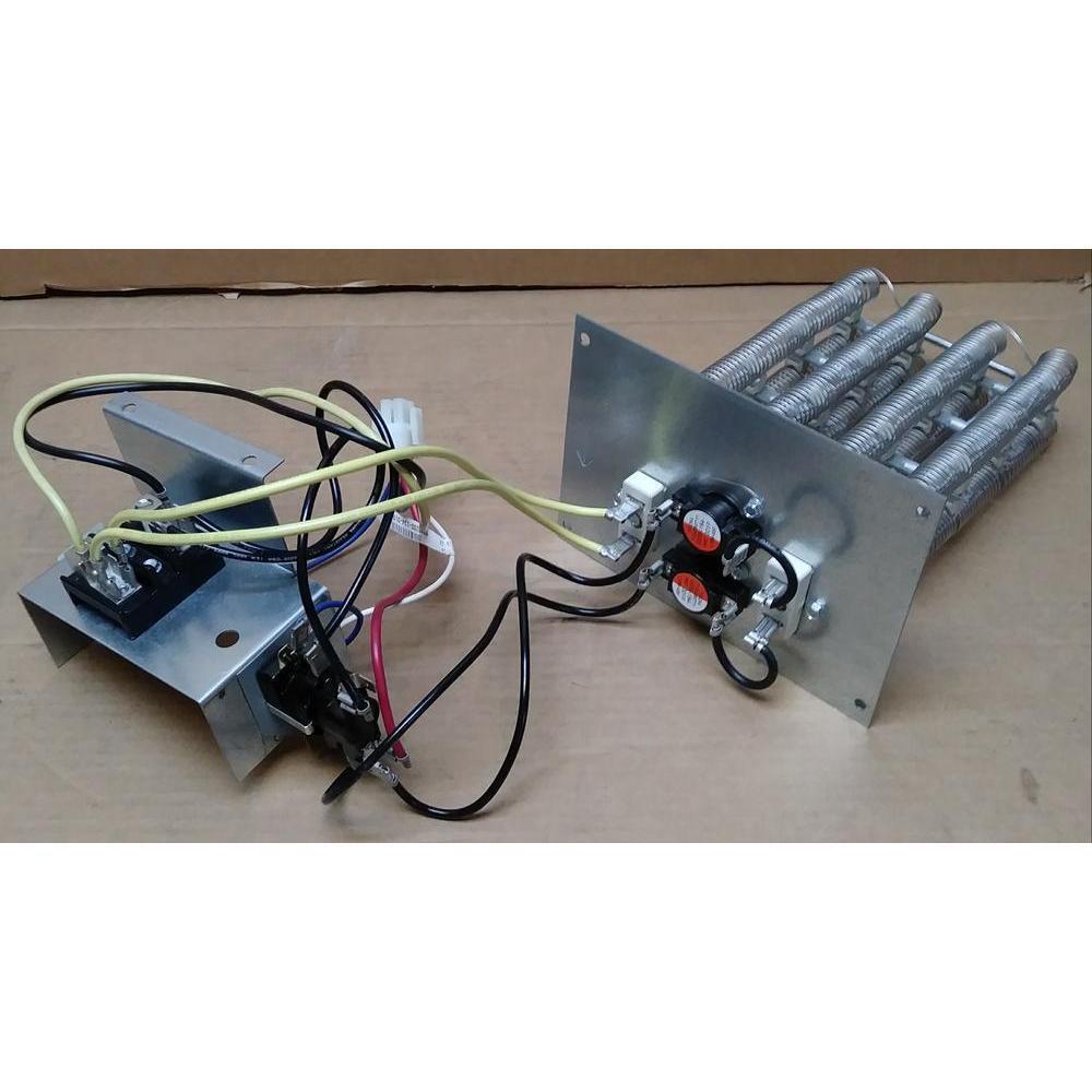 medium resolution of lennox ecb25 7 5 p 89w45 7 5 5 6 kw electric heat kit 208 240 60 1 188855 for sale online