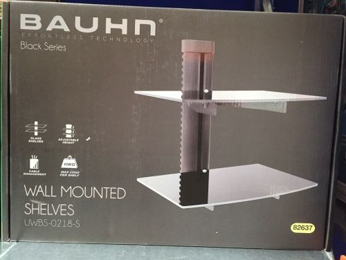 small resolution of bauhn wall mounted console dvd shelves black series effortless home theatre shelf bauhn diagram