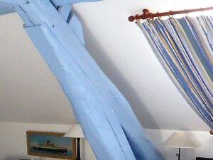 details sur double rideaux pour velux