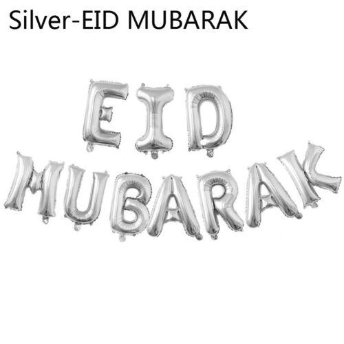 Islamic New Year RAMADAN MUBARAK Inflatable Toys Eid