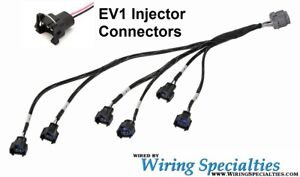 Wiring Specialties PRO Series EV1 Style Injector Harness