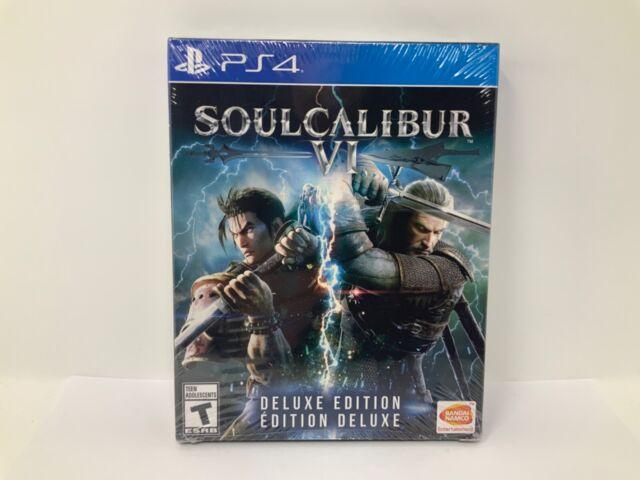 Soul Calibur VI (Sony PlayStation 4. 2018) for sale online | eBay