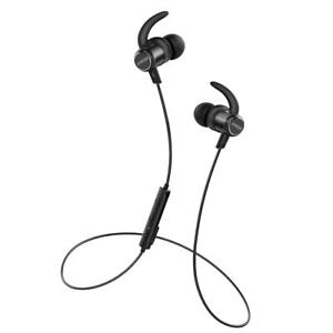 Anker SoundBuds Slim+ Bluetooth 4.1 Lightweight Stereo
