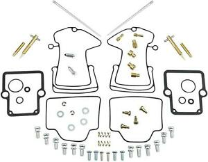 CARBURETOR CARB GASKETS JETS NEEDLE REPAIR REBUILD KIT 01