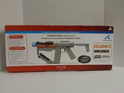 Sony PlayStation Move Sharp Shooter * PS3 **NEW**   eBay