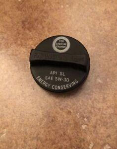 Toyota Scion Lexus 5W30 Screw on Engine Oil Filler Cap Oil Cap Genuine OEM(used) | eBay