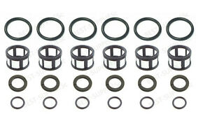 FUEL INJECTOR REPAIR KIT O-RINGS FILTERS FITS 1990-1995