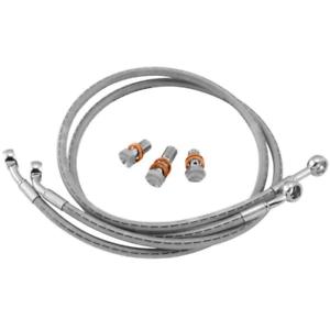 GoodridgeStainless Steel Braided Brake Line Kit~2013