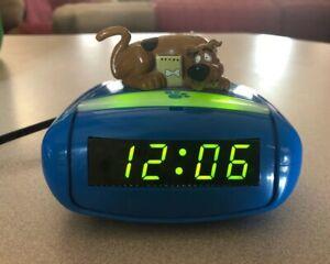 Scooby Doo Alarm Clock Ebay