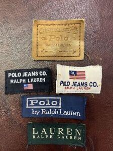 Vintage Ralph Lauren Tags : vintage, ralph, lauren, Vintage, Patch, Jeans, Ralph, Lauren, L@@K!!!!!