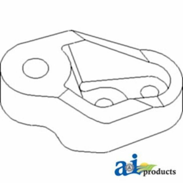 316945A1 Support Steering Cyl Fits Case-IH:1460,1480,1660