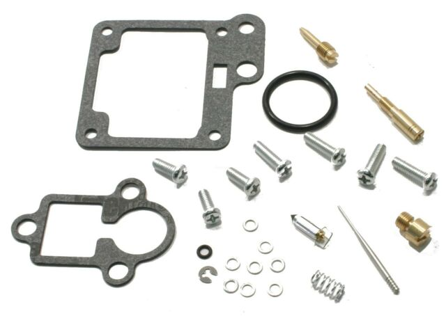 Yamaha Champ 100, 1989-1991, Carb / Carburetor Repair Kit