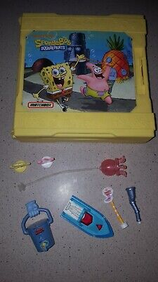 Spongebob Pop Up : spongebob, Matchbox, Spongebob, Squarepants, Adventure, Rare., Complete