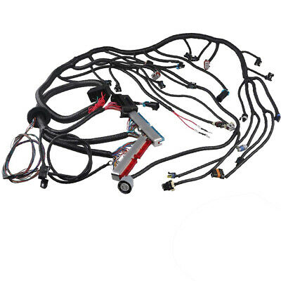 FIT FOR DBC LS1 4L60E LS WIRING HARNESS STAND ALONE 1997
