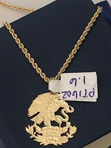 Mexican Gold Chains with Beater - Bing images