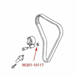 Genuine Toyota 94-98 Supra Timing Belt Tensioner Pully