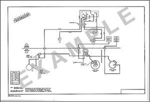 1985 Ford Mustang LX Mercury Capri Vacuum Diagram Non