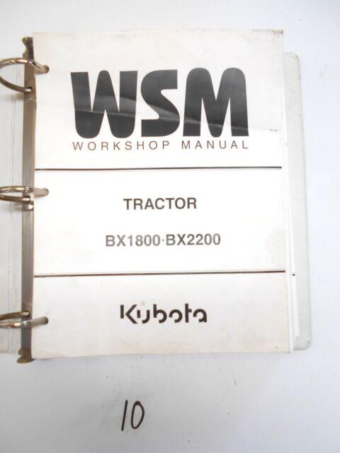 kubota bx2200 shop manual - wiring diagram for kubota bx2200 free download